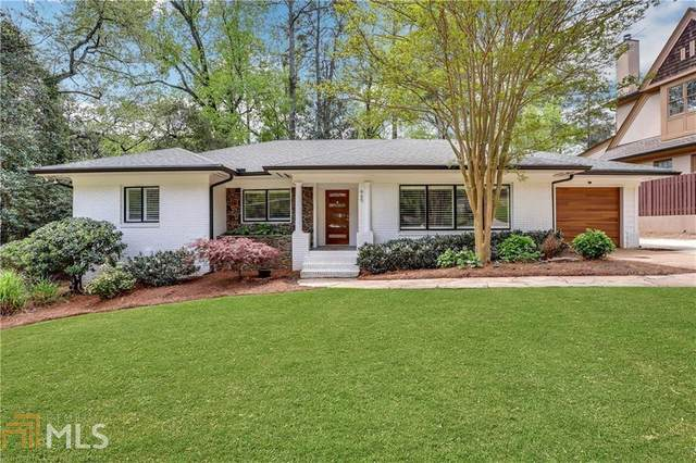 965 Berkshire Rd, Atlanta, GA 30324 (MLS #8964441) :: Perri Mitchell Realty