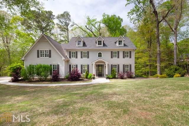 9970 Huntcliff Trce, Sandy Springs, GA 30350 (MLS #8964467) :: Savannah Real Estate Experts