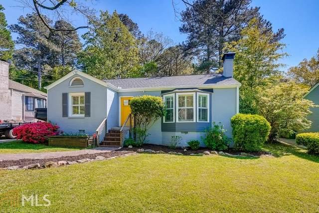 975 Lindbergh Dr, Atlanta, GA 30324 (MLS #8964484) :: Savannah Real Estate Experts