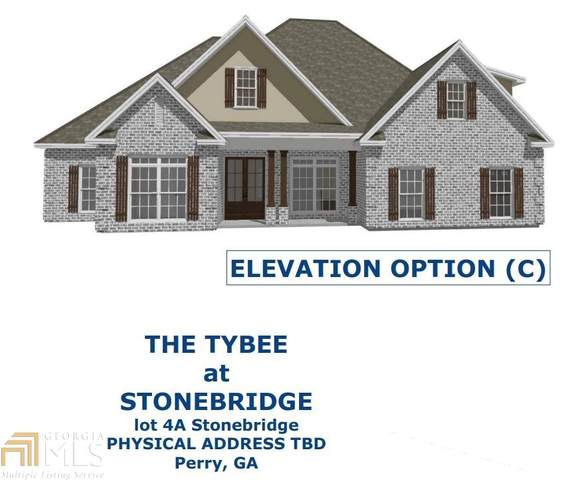 107 Flat Rock Ln 4A, Perry, GA 31069 (MLS #8964531) :: Savannah Real Estate Experts