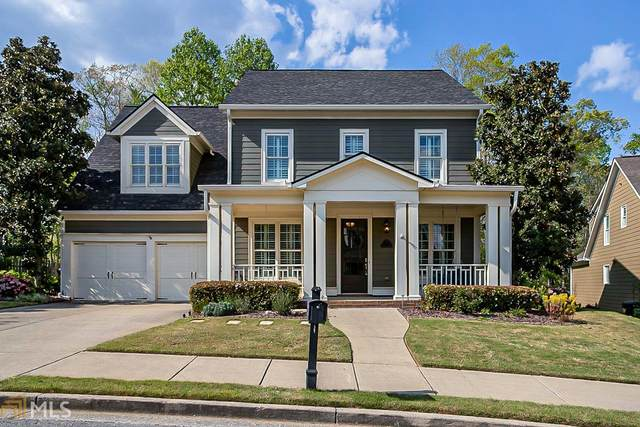 125 Laurel, Canton, GA 30114 (MLS #8964571) :: Savannah Real Estate Experts