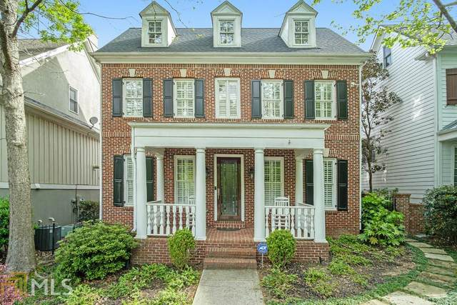 1354 E Rock Springs Road Ne, Atlanta, GA 30306 (MLS #8964599) :: Athens Georgia Homes