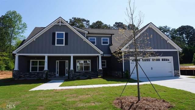 36 Oakhurst Trl #11, Sharpsburg, GA 30277 (MLS #8964602) :: Savannah Real Estate Experts