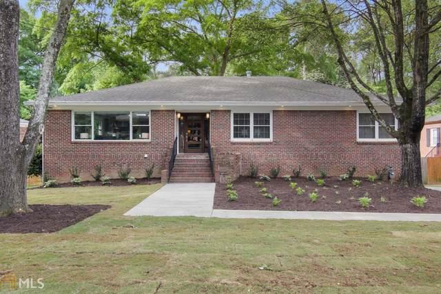 1978 Lenox Road, Atlanta, GA 30306 (MLS #8964608) :: Athens Georgia Homes