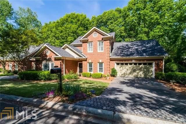 7155 Roswell Rd #59, Atlanta, GA 30328 (MLS #8964705) :: Crown Realty Group