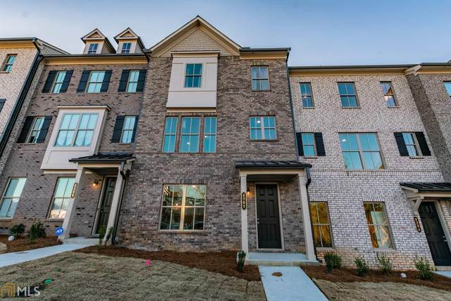 2520 Great Silver Fir Aly #130, Doraville, GA 30360 (MLS #8964728) :: Savannah Real Estate Experts
