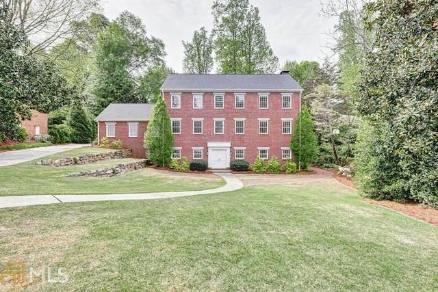 1753 Wilder Ct, Dunwoody, GA 30338 (MLS #8964781) :: Savannah Real Estate Experts