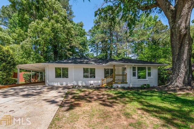 3400 Lark Ln, Decatur, GA 30032 (MLS #8965004) :: Savannah Real Estate Experts