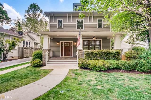 420 Leonardo Ave, Atlanta, GA 30307 (MLS #8965173) :: Athens Georgia Homes