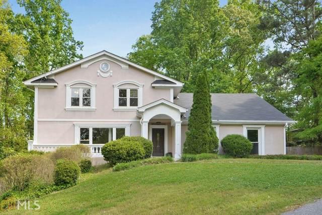 275 Glen Lake Dr, Atlanta, GA 30327 (MLS #8965232) :: Savannah Real Estate Experts