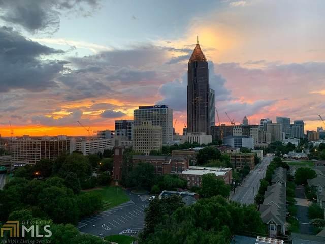 120 Ralph Mcgill Boulevard Ne #1104, Atlanta, GA 30308 (MLS #8965361) :: Athens Georgia Homes