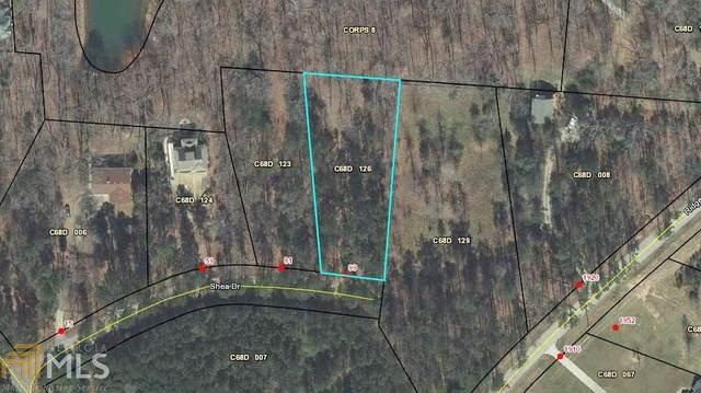 0 Shea Dr, Hartwell, GA 30643 (MLS #8965377) :: RE/MAX Eagle Creek Realty