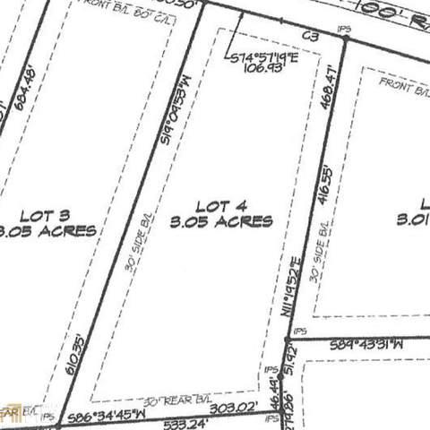 3221 Hollonville Rd #4, Williamson, GA 30292 (MLS #8965544) :: Savannah Real Estate Experts