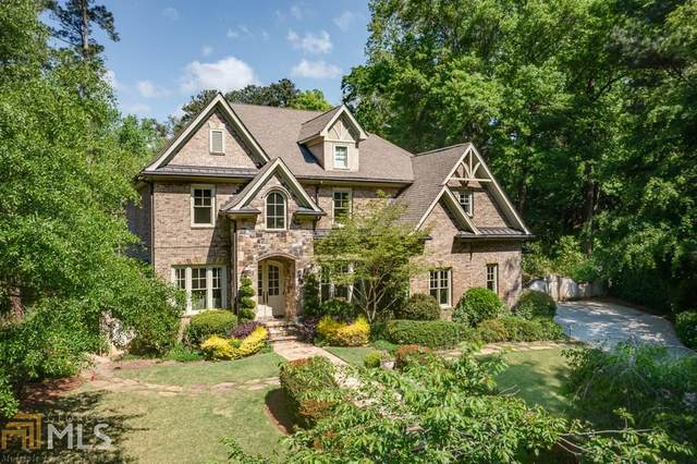 4186 N Stratford Rd, Atlanta, GA 30342 (MLS #8965570) :: AF Realty Group