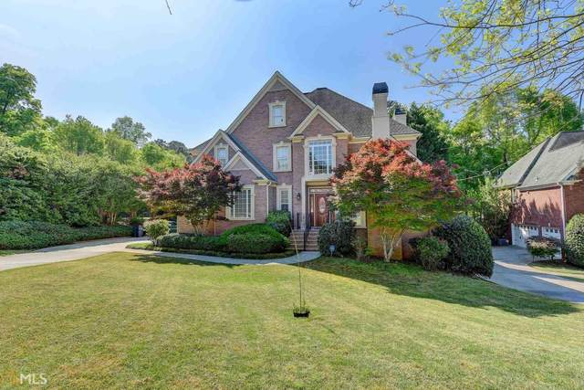 4500 Lakefield Bnd, Berkeley Lake, GA 30096 (MLS #8965634) :: Savannah Real Estate Experts