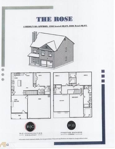 45 Goal St #21, Covington, GA 30016 (MLS #8965640) :: Savannah Real Estate Experts