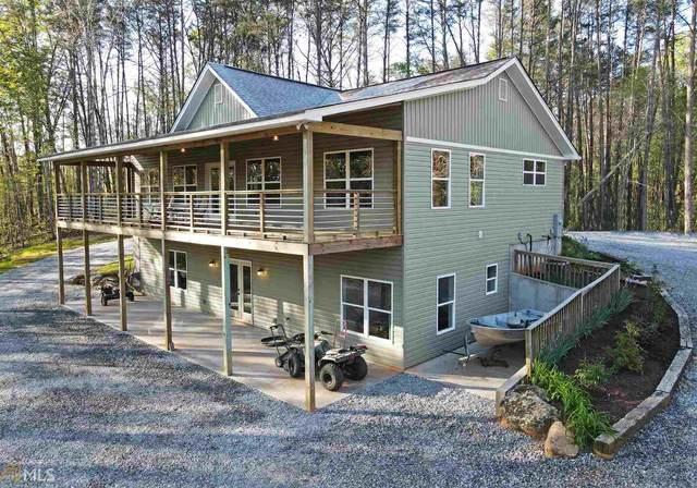 154 River Bnd, Cleveland, GA 30528 (MLS #8965937) :: Savannah Real Estate Experts