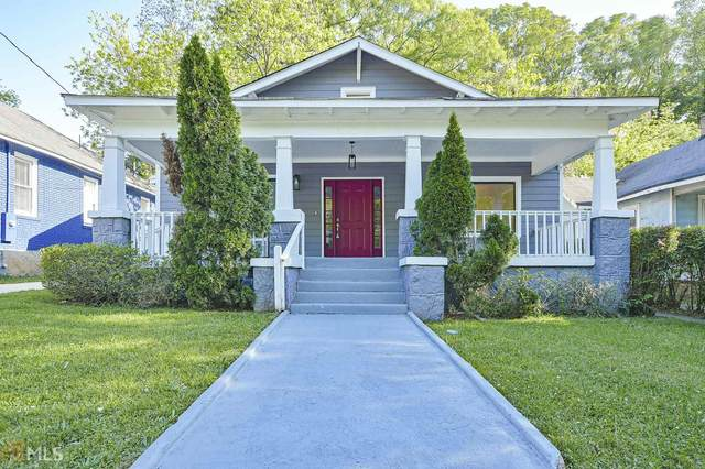 1520 Rogers Ave, Atlanta, GA 30310 (MLS #8965956) :: Savannah Real Estate Experts