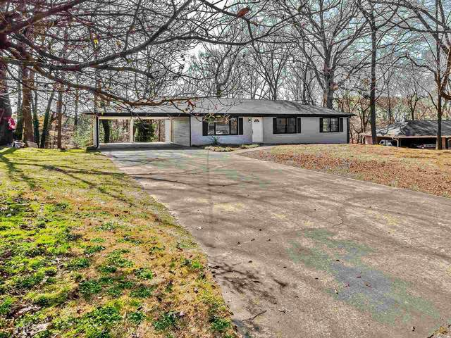 4078 Carter Dr #17, Lilburn, GA 30047 (MLS #8965977) :: Savannah Real Estate Experts