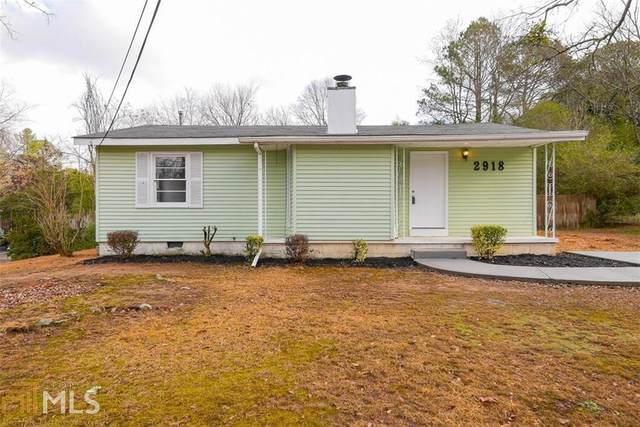 2918 Hall Dr, Smyrna, GA 30082 (MLS #8966139) :: Savannah Real Estate Experts