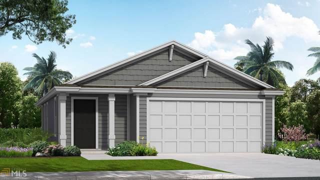 141 Teakwood Dr, St. Marys, GA 31558 (MLS #8966144) :: Savannah Real Estate Experts