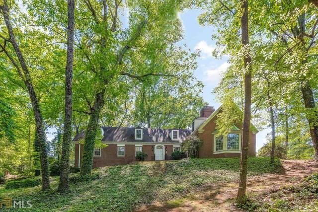 14 Sherwood Dr, Newnan, GA 30263 (MLS #8966169) :: Buffington Real Estate Group