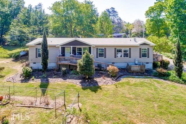 676 N Little Sand Mountain Rd, Armuchee, GA 30105 (MLS #8966240) :: The Durham Team