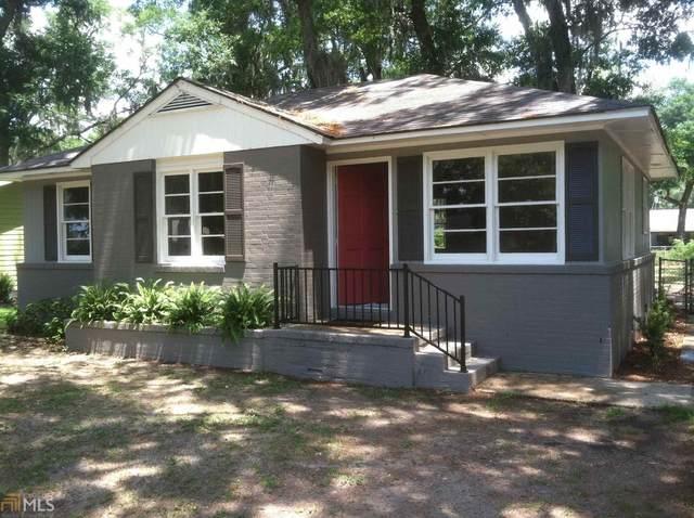 212 Borrell, St. Marys, GA 31558 (MLS #8966272) :: RE/MAX Eagle Creek Realty