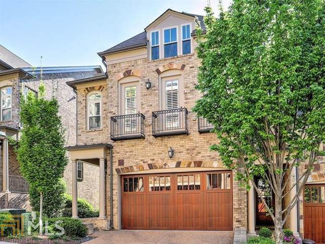 3873 Paces Lookout Dr, Atlanta, GA 30339 (MLS #8966300) :: Perri Mitchell Realty