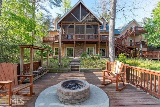 111 Ballard Ln, Ellijay, GA 30536 (MLS #8966331) :: Savannah Real Estate Experts