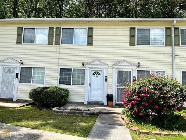 405 SW Fairburn Rd #248, Atlanta, GA 30331 (MLS #8966347) :: Crown Realty Group