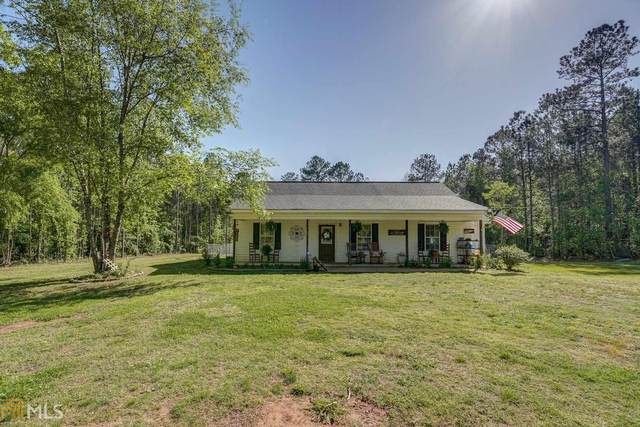 1148 Oconee Forest Rd, Monticello, GA 31064 (MLS #8966355) :: Savannah Real Estate Experts