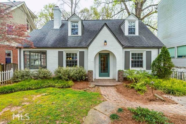 856 Amsterdam Ave, Atlanta, GA 30306 (MLS #8966364) :: Savannah Real Estate Experts