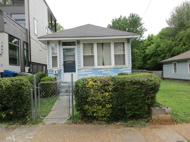 1462 Hardee St, Atlanta, GA 30307 (MLS #8966380) :: Team Cozart