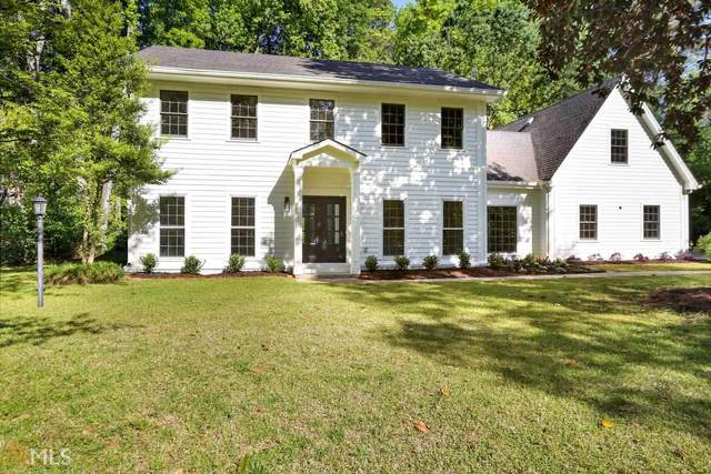 1468 Ragley Hall, Atlanta, GA 30319 (MLS #8966419) :: Savannah Real Estate Experts