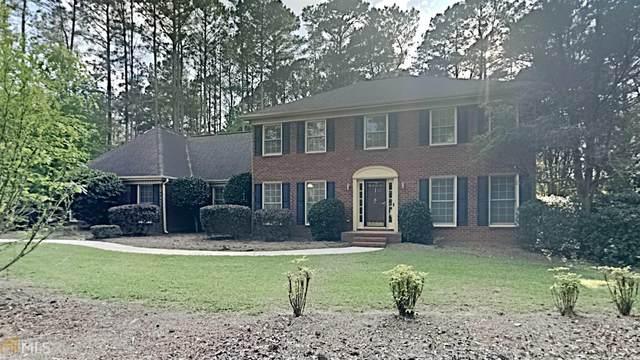 160 Deerfield Ln, Fayetteville, GA 30214 (MLS #8966460) :: Savannah Real Estate Experts