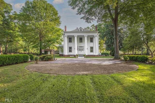 766 East Ave, Madison, GA 30650 (MLS #8966495) :: Savannah Real Estate Experts