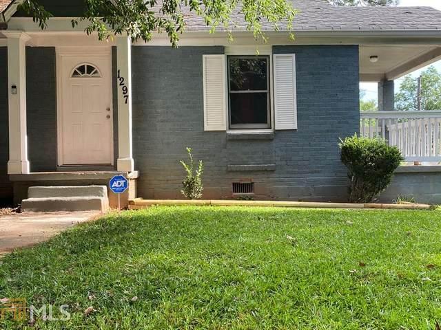 1297 Douglas St, Atlanta, GA 30314 (MLS #8966522) :: Savannah Real Estate Experts