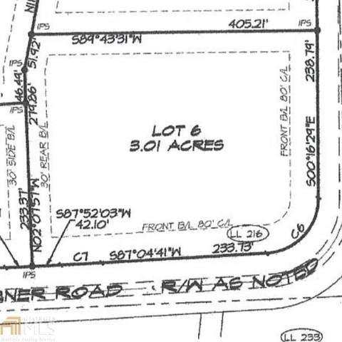 1723 Turner Rd #6, Williamson, GA 30292 (MLS #8966602) :: Savannah Real Estate Experts