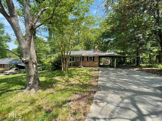 6207 Austin Dr, Mableton, GA 30126 (MLS #8966647) :: Savannah Real Estate Experts