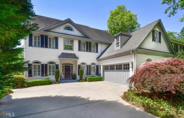 95 Honour Cir, Atlanta, GA 30305 (MLS #8966654) :: Savannah Real Estate Experts