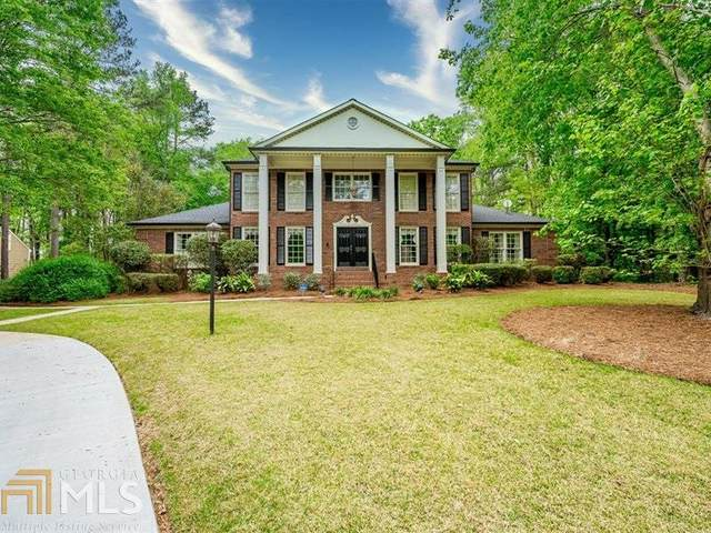 4697 Braeburn Ln, Macon, GA 31210 (MLS #8966692) :: Savannah Real Estate Experts