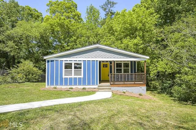 2437 Felker Ward St, Atlanta, GA 30318 (MLS #8966717) :: Savannah Real Estate Experts
