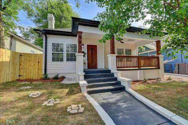 663 Bryan St, Atlanta, GA 30312 (MLS #8966762) :: Savannah Real Estate Experts