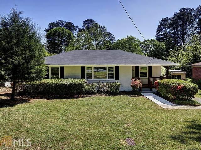 2196 SE Rockwood Dr, Marietta, GA 30067 (MLS #8966823) :: Savannah Real Estate Experts