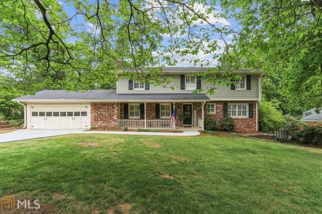 5083 Wickford Way, Atlanta, GA 30338 (MLS #8966843) :: Savannah Real Estate Experts