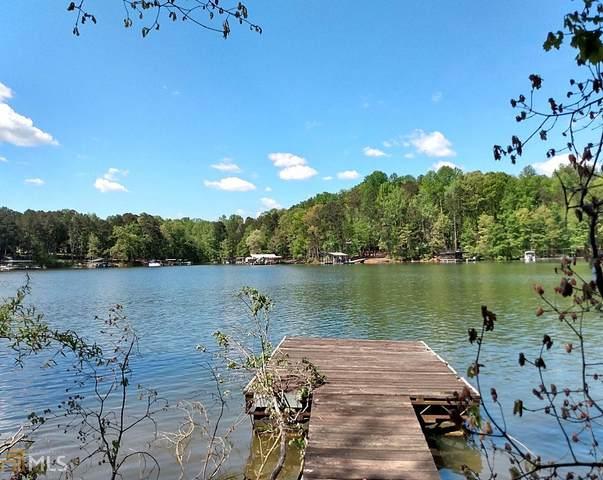 Lot 61 Lake View Lot 61, Lavonia, GA 30553 (MLS #8966871) :: Military Realty