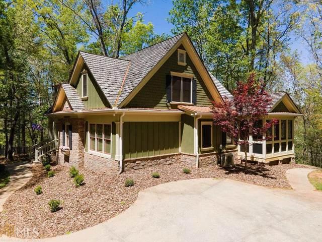 33 Crestwood Trl 1 & 2, Sautee Nacoochee, GA 30571 (MLS #8966926) :: Savannah Real Estate Experts