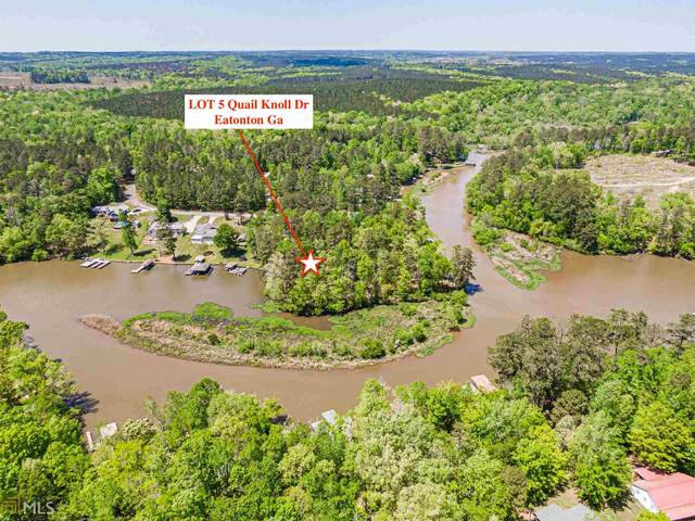 0 Quail Knoll Dr Lot 5, Eatonton, GA 31024 (MLS #8966938) :: RE/MAX Eagle Creek Realty
