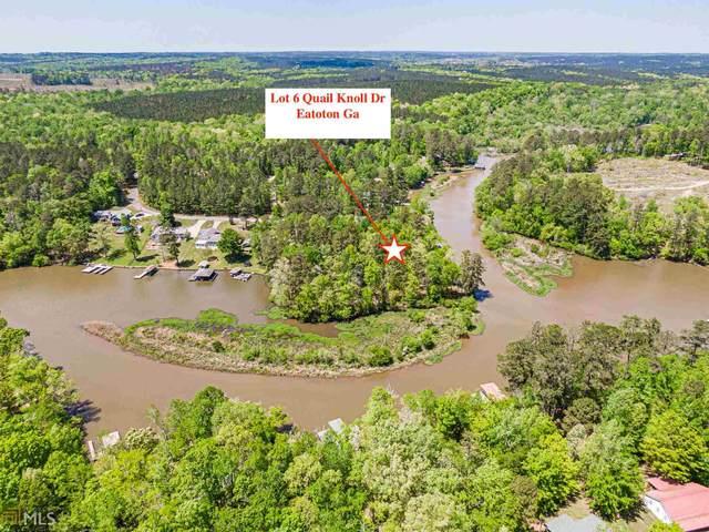 0 Quail Knoll Dr Lot 6, Eatonton, GA 31024 (MLS #8966947) :: RE/MAX Eagle Creek Realty